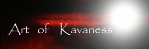 logo art-of-kavaness.com Art of Kavaness